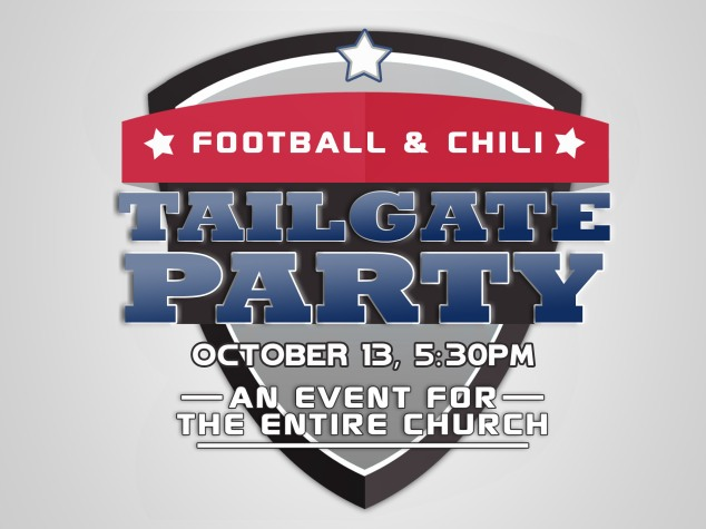 Tailgate Party Slide